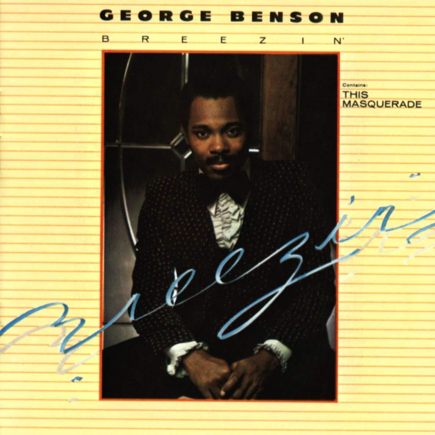 Breezin(ジョージ・ベンソン) | インストなギターの名曲・名盤紹介所